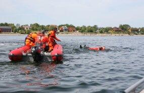 PPA merepääste ühisõppus oli edukas