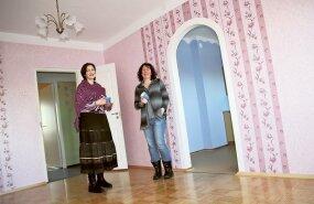 Vanaemadele avatakse Võhma linnas ühiselamu