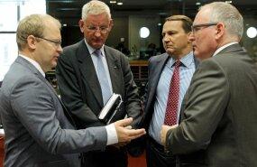 Belgium EU Ukraine Plane