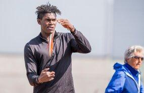 Fedrick Dacres: proovisin kettaheidet, kui mõistsin, et sprinterit minust ei saa