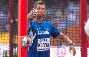 Kupper sai Halles seitsmenda koha, Stahlilt võimas võidutulemus