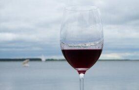 FOTOD: Kleit, mis tehtud punasest veinist? Miks mitte!