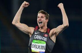 VIDEO: Kõrgushüppe Rio olümpiavõitja debüteeris kümnevõistluses