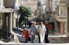 Süüria humanitaarkoridor