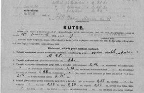 Saarde läbi ajaloo prisma: 1943