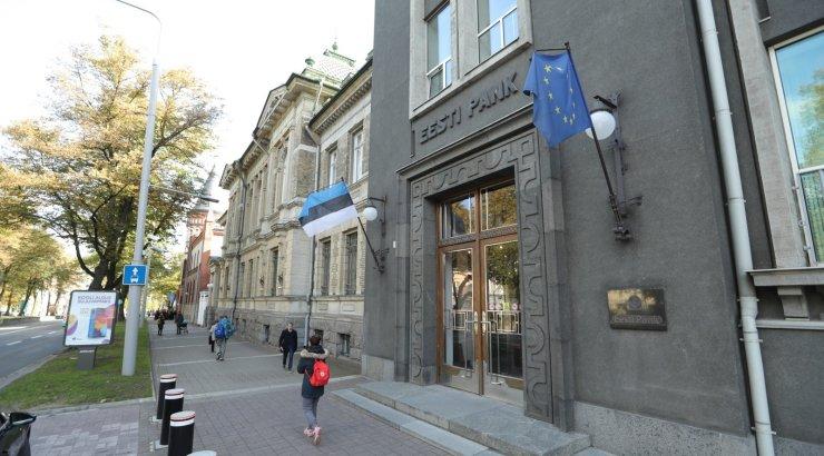OTSEPILT | Otto Tiefi valitsuse aastapäeva pressikonverents Eesti Pangas