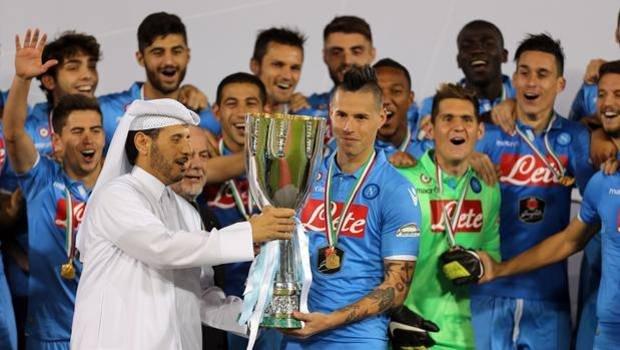 Napoli võitis ülipingelises penaltiseerias Itaalia Superkarika