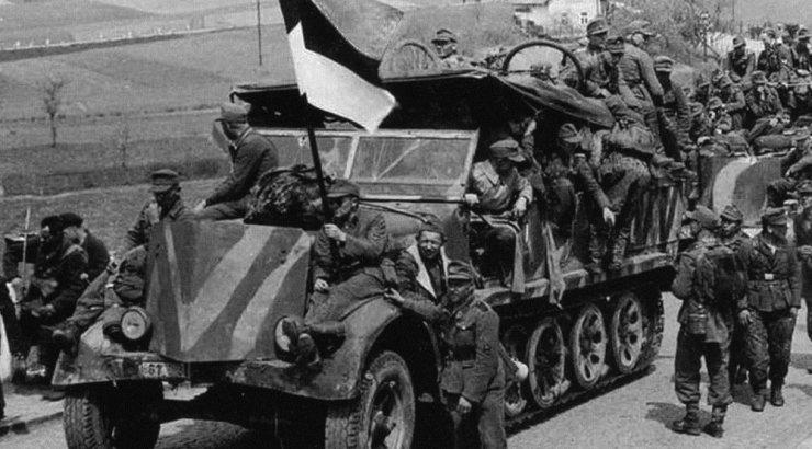 KATKEND RAAMATUST | Kas Eesti Diviis oleks sõja lõppedes suutnud läbi Tšehhi ameeriklasteni murda?