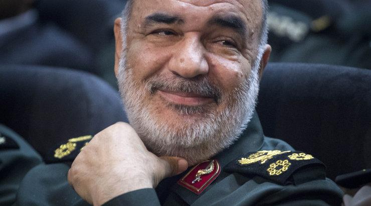 Iraan lubab sõja korral igasuguse vastase täielikult hävitada