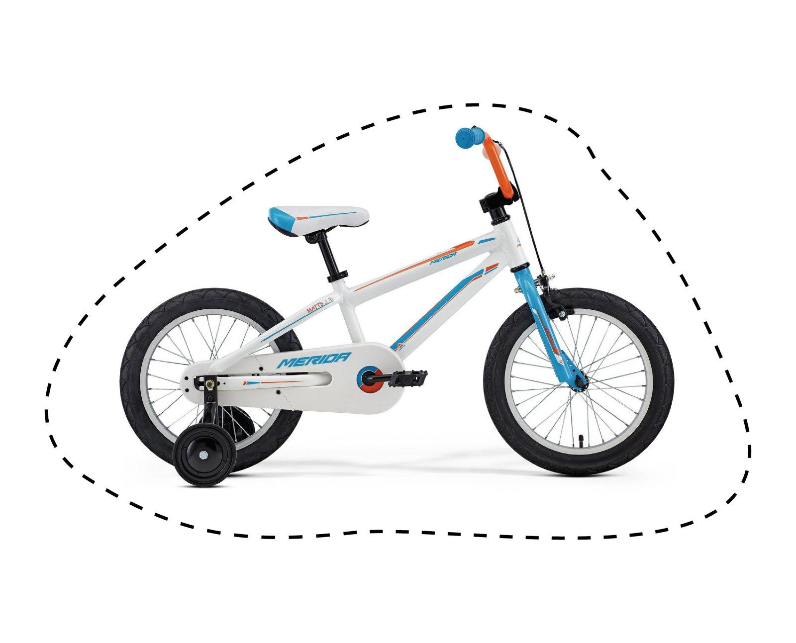 89eda4c3171 Eri värvides müüdav kvaliteetne ratas nii tänavale kui maastikule. Sobib  3–6aastasele. 16 tolli, alumiiniumraam. Käsi- ja jalgpidur. Kaal 10 kg.