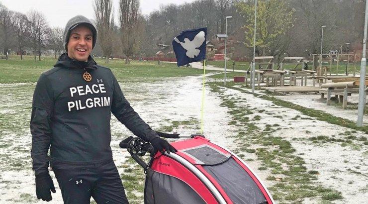 Eestisse saabub täna rahupalverändur Kanaari saartelt