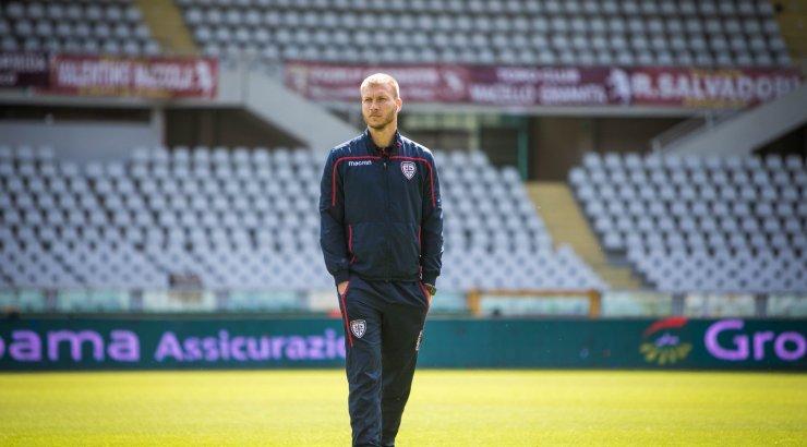 395c58318d4 Vigastuspausilt naasnud Ragnar Klavan alustab Cagliari eest algkoosseisus. Eesti  jalgpallikoondise kapteni ...