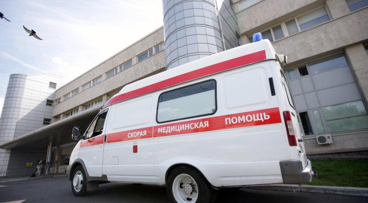 Arhangelski arste ei hoiatanud pärast tuumamootori plahvatust keegi ohvrite suure kiirgusdoosi eest