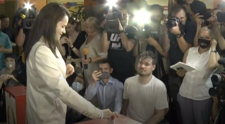 Наблюдатели в Москве поддержали высокий стандарт работы во время голосования
