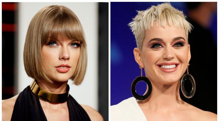 Rahu on sõlmitud! Kas Katy Perry ja Taylor Swifti vahel võib tulevikus isegi koostööd oodata?