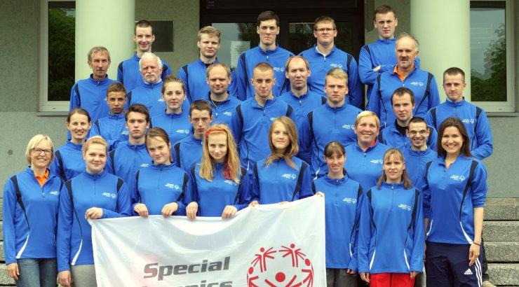 Eesti Eriolümpia delegatsioon suundub Los Angelese maailmamängudele