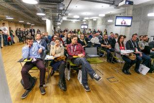 конференция разработчиков игр 2015