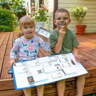 NIPINURK | Meisterdage lastega päris oma loodusraamat!