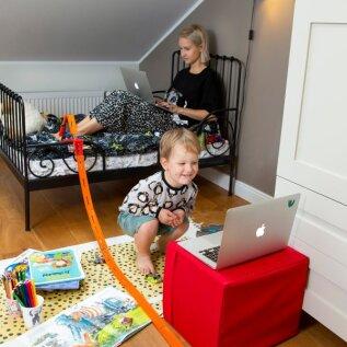 EKSPERIMENT | Mary Poppins läbi ekraani ehk kuidas ma katsetasin e-lapsehoidjat