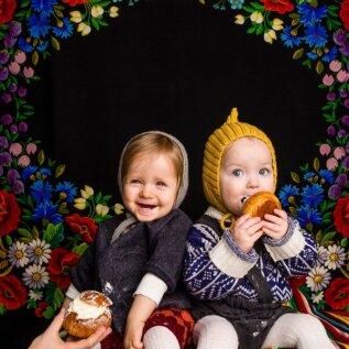PALJU ÕNNE, EESTI! Imelised fotod väikestest eestlastest