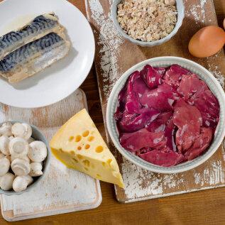 B12-vitamiini poolest rikkad toidud, mida peaksite sööma iga päev!
