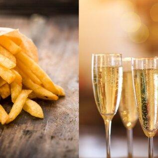 Sommeljee Kristel Voltenberg šampanja ja friikartulite kooslusest: