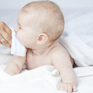 Kuidas ravida beebit köha ja nohu korral? Siin on kõik, mida pead teadma