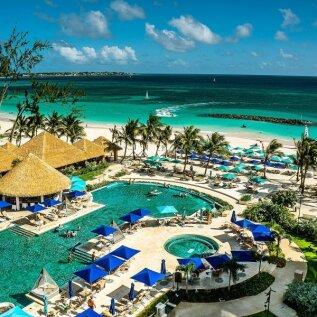 Sandals Barbados.