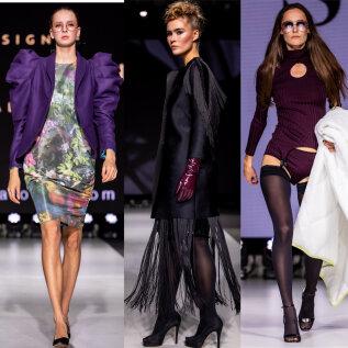 FOTOD JA ÜLEVAADE | Sügisene Tallinn Fashion Week sai efektse lõpu: lavale jõudsid kaunid punase vaiba kleidid ja naiselik pesu