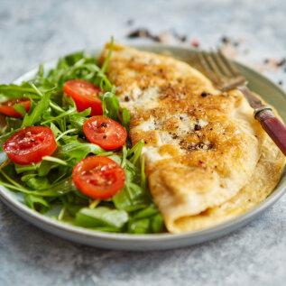 RETSEPT   Tervita laupäeva omleti valmistamisega
