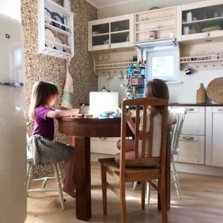 Eriolukorras kannab köök kodus keskset rolli