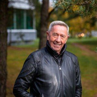 Tallinna Tehnikaülikooli professor ja toitumisteadlane Raivo Vokk.