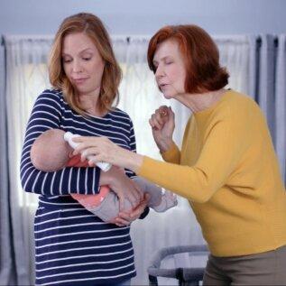 Kuidas ravida beebit köha ja nohu korral?