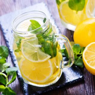 Sidrunivesi maitseb hästi ja teeb tervisele head