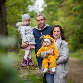 Näitlejapaar kodusünnitusest ja elust kahe väikelapsega | Vaatamata alguse ärevusele kõik laabub