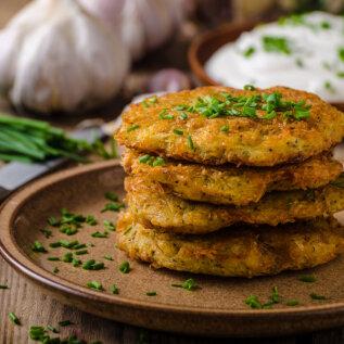 RETSEPT | Krõbedad kartulipannkoogid