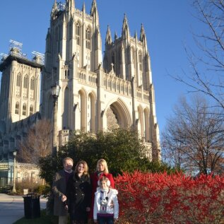 Washingtoni katedraal.