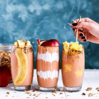RETSEPTID | 3 tervislikku ja maitsvat banaanismuutit, mis valmivad mõne minutiga