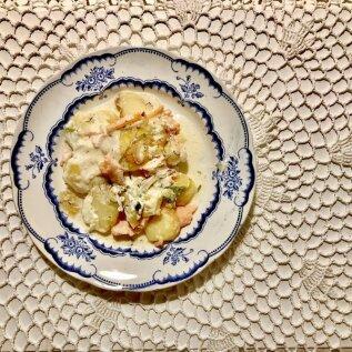 RETSEPT | Lihtne kartuli-kalavorm