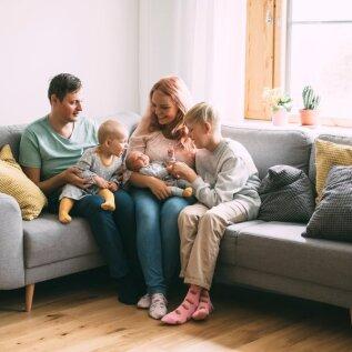 Ema paanikas: vaatasin tõtt kahetriibulise rasedustestiga. Juba teist korda 15 kuu jooksul. Kas ma rikkusin kõik ära?