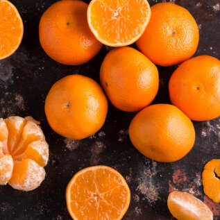 5 PÕHJUST, miks süüa mandariine