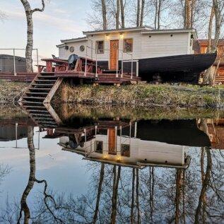 Ilusad ilmad jätkuvad | Need on 6 ebatavalist majutuskohta Pärnumaal, mida perega suvel külastada
