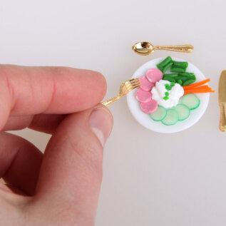Miniatuurne toit, mille sotsiaalmeedia on suureks teinud