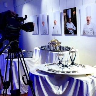 Mida tellis Dimitri Demjanov EKA vilistlastelt Bocuse D`Or'i võistluse Eesti kandidaadi kokakunsti serveerimiseks?