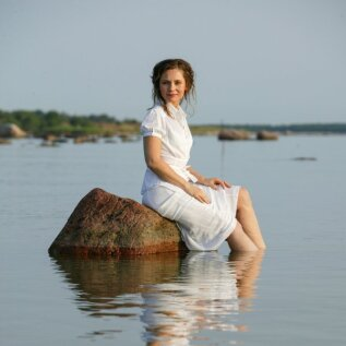 Diana Lorents, 2004.