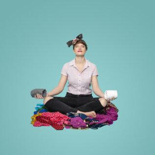 EKSPERIMENT | Marie Kondo korrastuskunst lubab õnnelikumat elu! Paneme selle teooria proovile