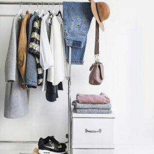 Garderoobi koristamise kunst: kuidas sättida asjad nii, et elu oleks lihtsam ja mõnusam?