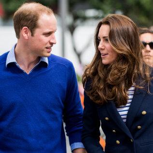 Cambridge'i hertsog ja hertsoginna avaldasid pandeemia ajal kohalikku kogukonda aidanud pagaripoele tunnustust