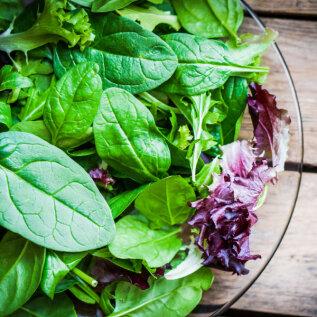 Üllatavalt toitev salat: 7 tervist toetavat rohelist salatit