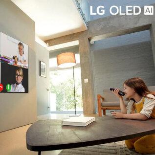LG OLED TV – parim ekraan kodukontorisse